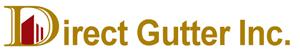 Direct Gutter Inc. Logo